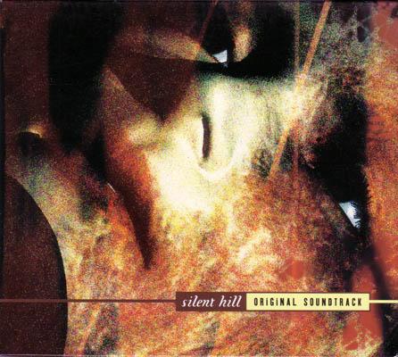 Обложка Европейского издания Silent Hill (OST)
