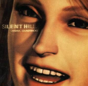 Обложка японского издания Silent Hill (OST)