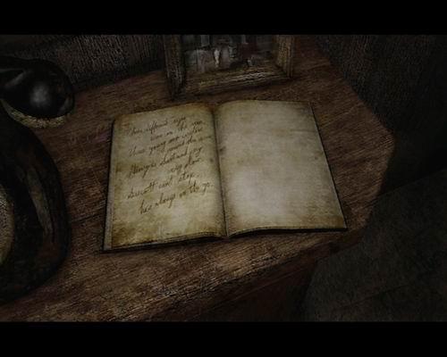 Дневник в комнате 208