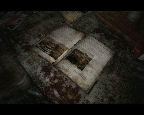 Название книг в одной из камер