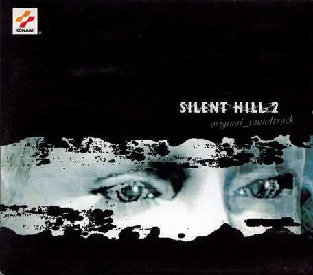 Обложка Европейского издания Silent Hill 2 (OST)