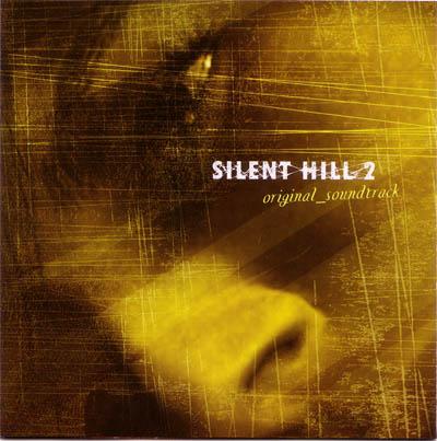 Европейское издание Silent Hill 2 (OST)