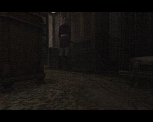 Silent Hill 2 (Второй диалог с Эрнесом)