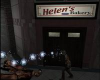 Луч Хизер в Silent Hill 3