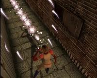 Секси луч в Silent Hill 3