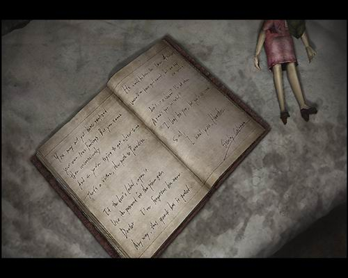 Дневник Стенли Колмэна (восточный холл)