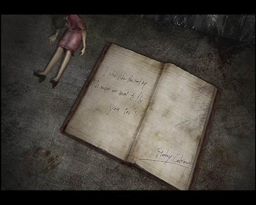 Дневник Стенли (лестница)