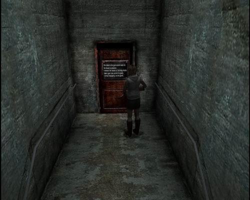 Дверь церкви