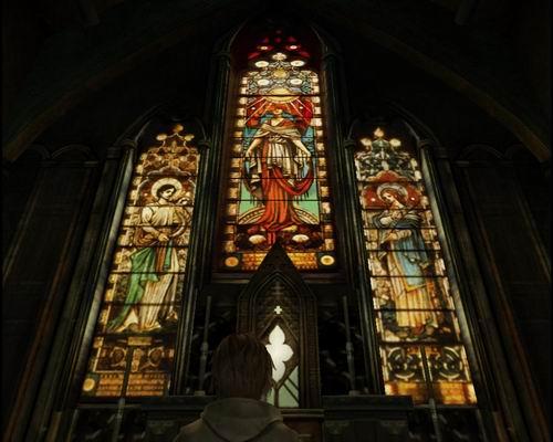 Мозайка в церкви