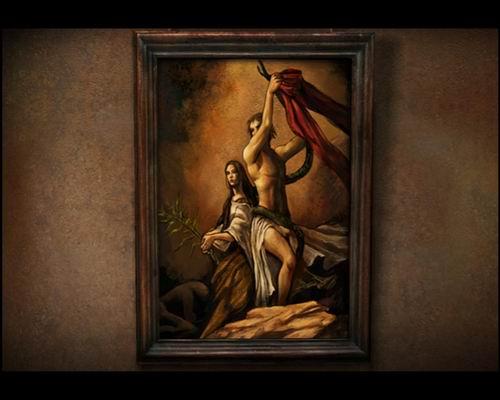 Картина Рождение