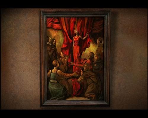 Картина Спасение