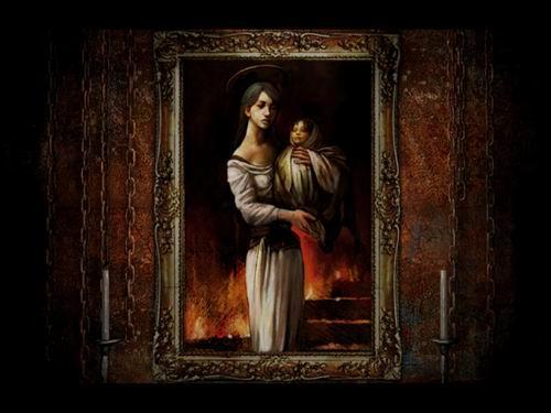 Портрет св. Алесса
