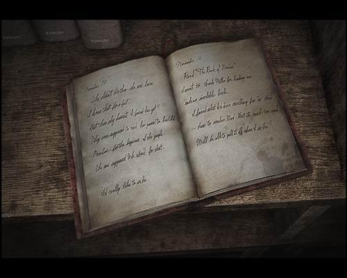 Дневник Клаудии