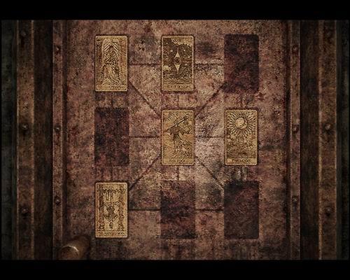 Решение загадки с картами таро