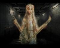 Канализационная фея в Silent Hill 3
