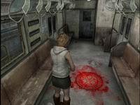 Место сохранения в Silent Hill 3