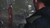 Скриншот из концовки Silent Hill: Downpour - Истина и правосудие