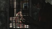 Скриншот из концовки Silent Hill: Downpour - Полный круг