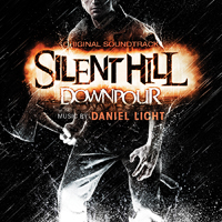 Обложка американского издания Silent Hill: Downpour (OST)