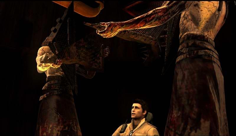 Silent Hill: Homecomin - Концовка пирамидоголовый