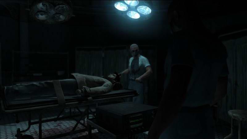 Silent Hill: Homecomin - Концовка псих