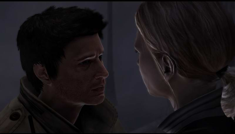 Silent Hill: Homecomin - Концовка спасение