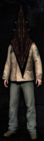 Костюмы в Silent Hill: Homecoming - Пирамидоголовый