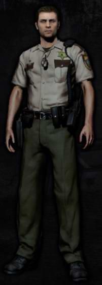 Костюмы в Silent Hill: Homecoming - Полицейский