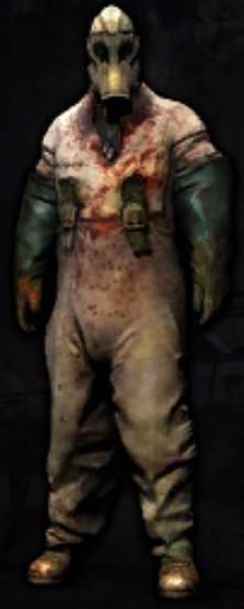 Костюмы в Silent Hill: Homecoming - Шахтёр