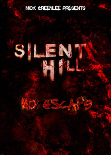 Обложка Silent Hill: No Escape